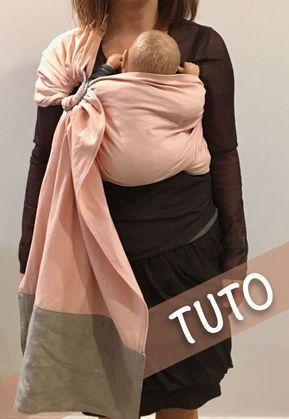 magasin meilleurs vendeurs les dernières nouveautés grand choix de 2019 3 étoiles // Tuto sling / Sergé croisé Colimaçon & Compagnie ...