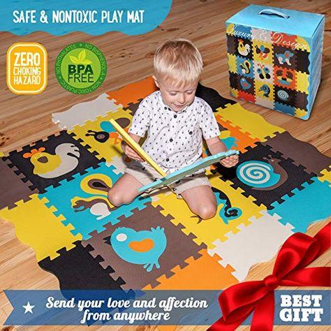 Play Mat Floor Tile Foam Pads