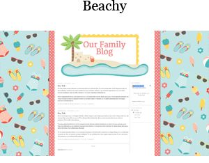 Free Blogger Background