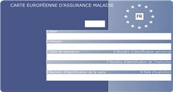 commander une carte européenne d assurance maladie Compte ameli   mon espace personnel   Commander une carte