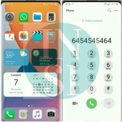 Tema Ios 14 Samsung All Tipe Terbaik 2020 Inisien Com Iphone Ios Samsung