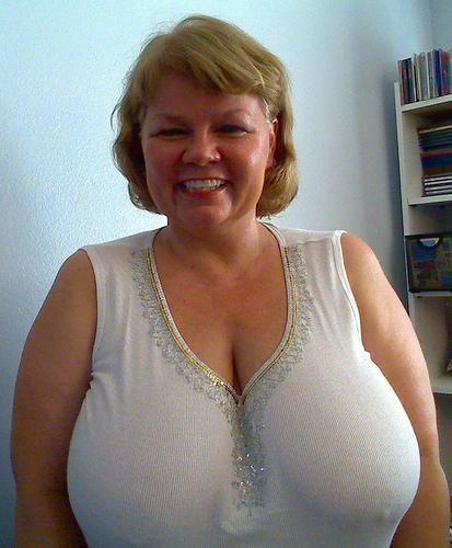 Big tits on a boat