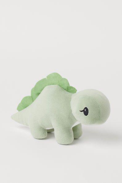 Creative Co-op Plush Sage Whale