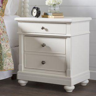 Nightstands Bedside Tables You Ll Love Wayfair Drawer Nightstand Furniture Bedside Tables Nightstands