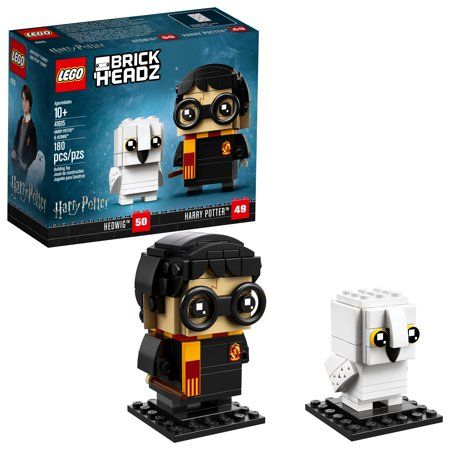 Harry Potter Mini Figura-Harry Hedwig LEGO compatible