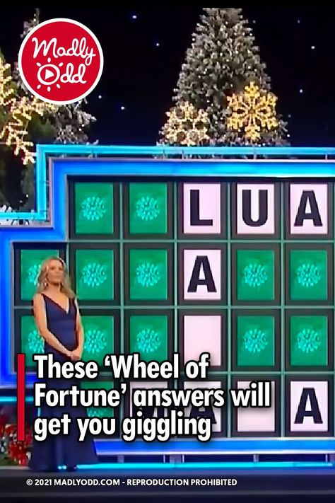 We all have those moments where we wish we could undo what we just said, none more so than these contestants on the Wheel of Fortune. Their ridiculous answers are so painfully funny to watch, you can't help but cringe! #funny #tvshows #wheeloffortune #gameshow