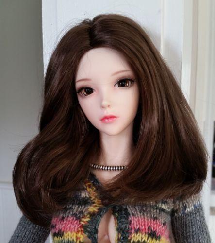 Monique MACY doll wig size 8//9 BJD Wiggs EID Liz Frost My Meadow Soom 6 COLORS