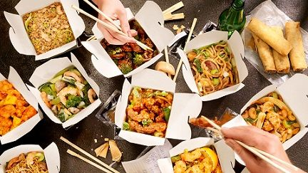 Global Online Takeaway Food Delivery Market 2018 2022 Size Current Trends Statistics Business Opportunity Regiona Healthy Restaurant Food Takeout Food Food