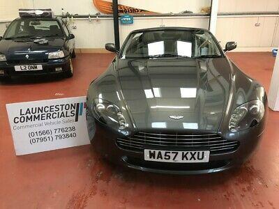 For Sale Aston Martin Vantage 4 3 V8 Roadster Sportshift 2dr More Classiccar Classiccars In 2020 Aston Martin Vantage Aston Aston Martin