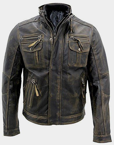 Mens Leather Jackets Leather Jackets Are A Vital Part Of Every Man S Clothing Collection Men Need Outdoor Jackets For Assorted Jaket Kulit Jaket Motor Jaket