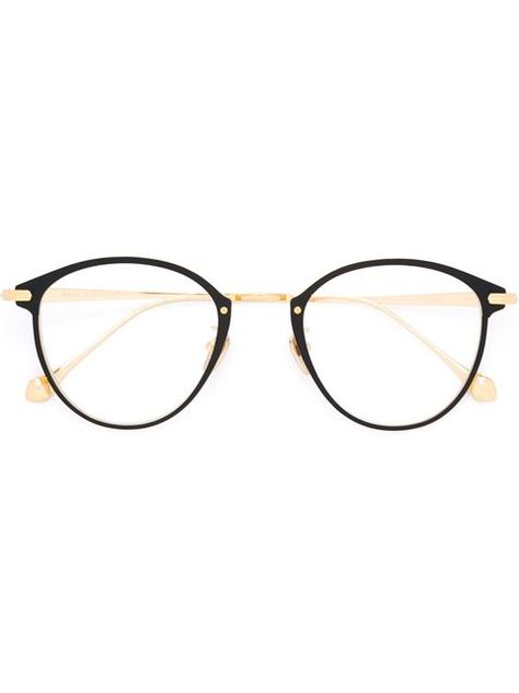 Shop Frency Mercury Mellow Go Round Glasses In Andre Opticas