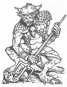 Lizard king (Dungeons & Dragons) - Wikipedia | Monsters and
