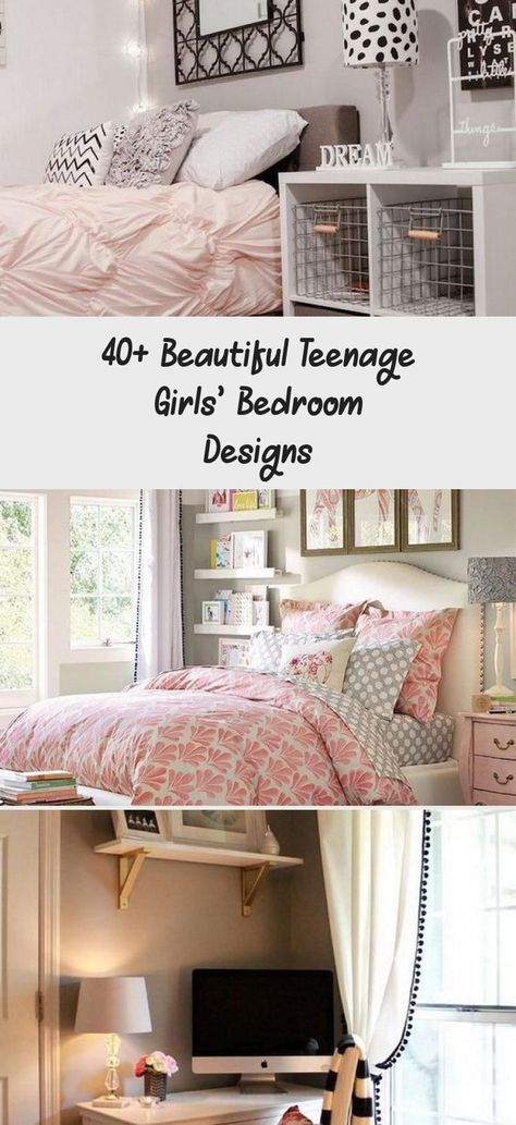 40 Beautiful Teenage Girls Bedroom Designs Bedroom Design