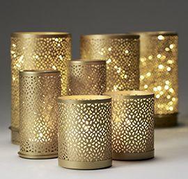 Led Candles Holders Duni Kandelaar Kaarsen Huis En Tuin