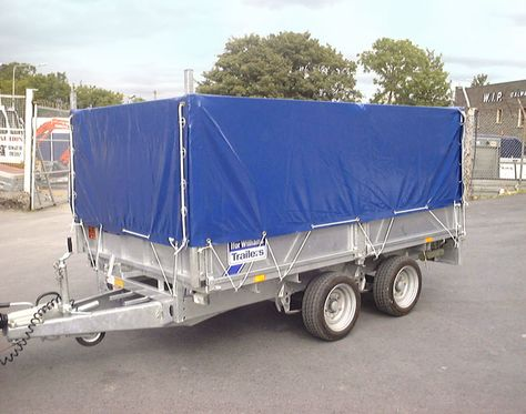 Ifor Williams Tipping Trailer Dump Trailers Car Trailer Trailer