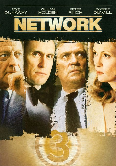 Network [DVD] [1976]