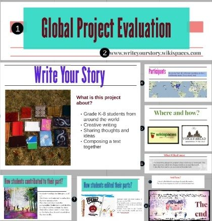 Sophie Taylor´s Global Project Evaluation The Lunchbox Project - project evaluation