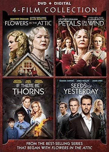 Flowers In The Attic Dvd Digital 4 Film Collection 17 15 At Amazon Com Flowers In The Attic