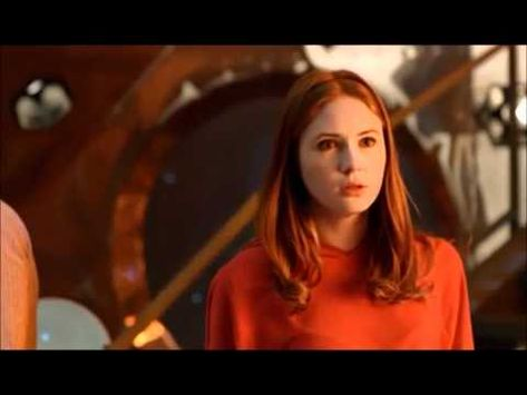 Doctor Who unreleased scene -- Amy learns she wasn't the first companion and has a look at the others.