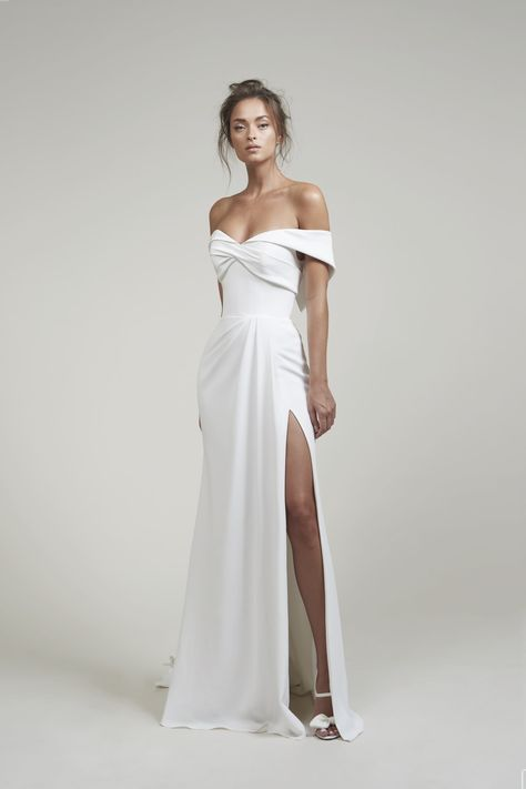 2020 Brides Have Some Stunning Wedding Dress Trends to Choose From