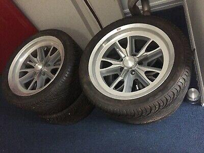 Advertisement eBay) Edelbrock 454 Ford Cobra / Shelby wheels