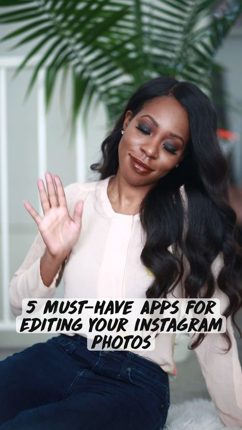 5 Must-Have Apps for Editing Your Instagram Photos