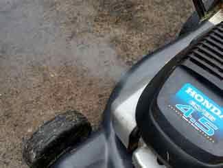 Mower Black Smoke Toro Lawn Mower Lawn Mower Diy Lawn