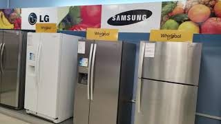 Fridge Sales Courts Jamaica Samsung Lg And Whirlpool French