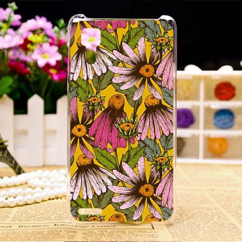 Hard Plastic&Soft TPU Silicones Phone Cover For Lenovo P 780 Cases Cool Skull Loving Minions Flower Accessories Hood