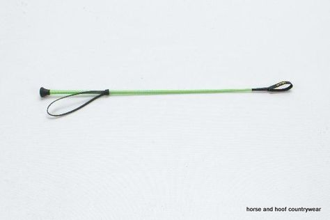 "Mactack Lunge Whip 66/"" Silver//black Diamond R443"