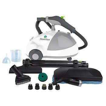 Steamfast Sf 275 Heavy Duty Steam Cleaner In 2020 Steam Cleaners Best Steam Cleaner Pool Vacuum Cleaner