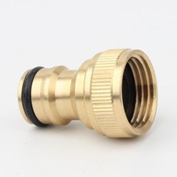 Inner 1 2 Inch Brass Garden Tap Adaptor Outside Hose Connectors Fitting