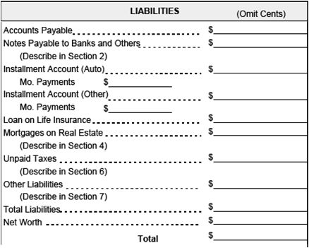 Net worth personal financial statement luo pinterest net worth personal financial statement luo pinterest financial statement pronofoot35fo Gallery