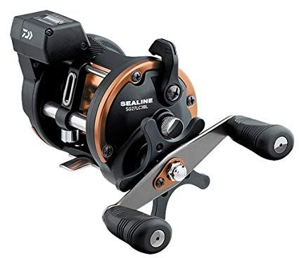 Daiwa Sg27lc3blw 3b B Sealine Line Double Paddle Counter Reel Left Hand Review Discount Fishing Tackle Fishing Reels For Sale Best Fishing Kayak