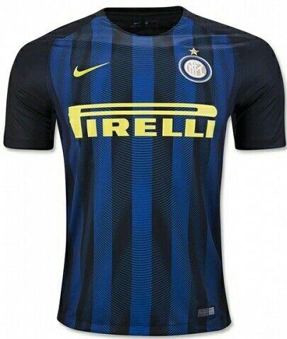 mens 16-17 Inter Milan Home Soccer...