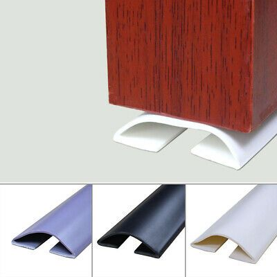 Details About Door Bottom Guard Seal Strip Draft Stopper Sound Insulation Wind Protection In 2020 Sound Insulation Door Draught Stopper Draft Stopper