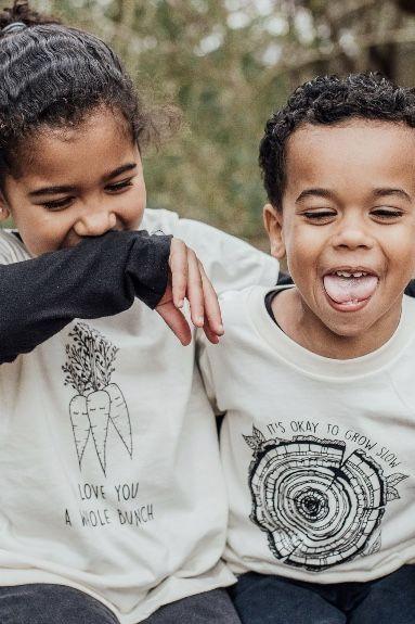 Carrot/'s Kid/'s T-Shirt Children Boys Girls Unisex Top