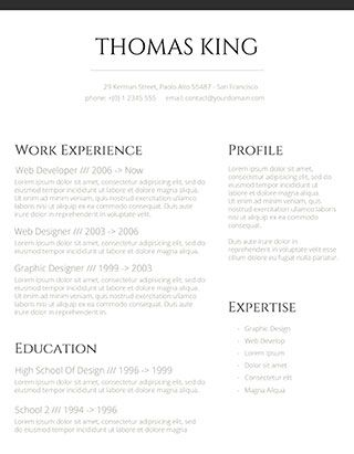 150 Free Resume Templates For Word Downloadable Resume Template