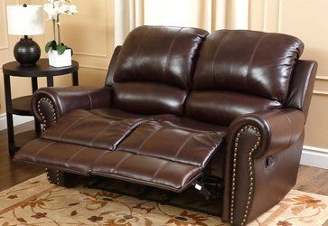 Stupendous Barnsdale Leather Reclining Loveseat Furniture Leather Caraccident5 Cool Chair Designs And Ideas Caraccident5Info