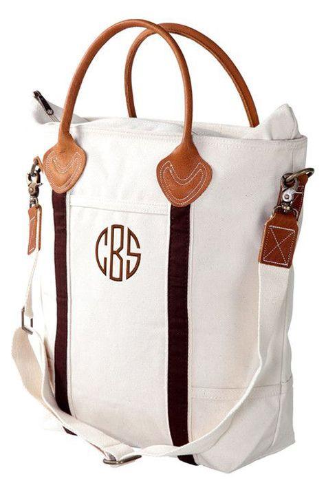 Nantucket Inspired Tote Bag