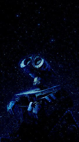 Wall E Space  Wallpapers For Phones in 2019  Android phone