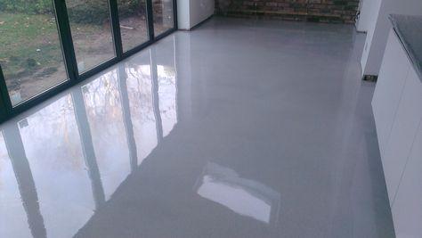 Sika Decofloor Epoxy Resin Flooring