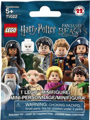 New Sealed Lego Harry Potter No 18 Tina Goldstein