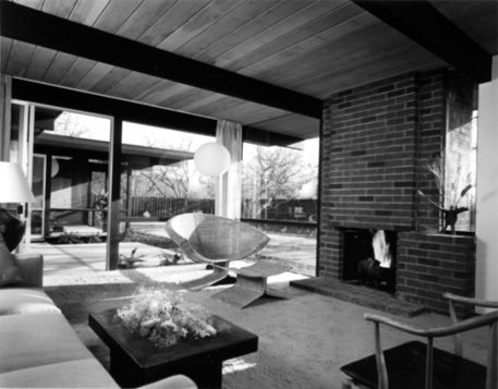 Steve Jobs Grew Up In A Modern House Designed By Joseph Eichler Smart Cheap And Good Clean Design Simple Taste To Lower Income People