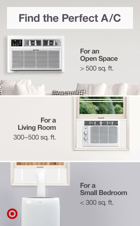 Cool off  keep the humidity out with an A/C unit or ceiling fan for a summer hack that fits your space  lifestyle.