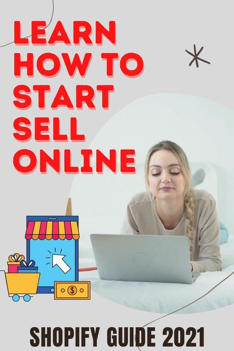 Learn  How to Start Sell Online