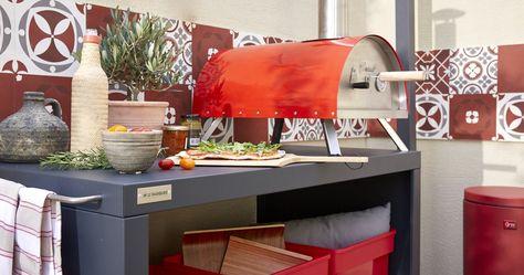 Construire Un Espace Barbecue Leroy Merlin Espace