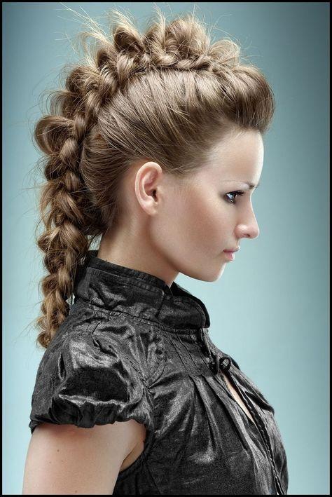 punk frisur lange haare - aktuelle frisur