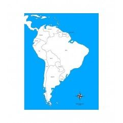 Kontrolna Karta Juzna Amerika Oznacena Mmg004 1 Montessori