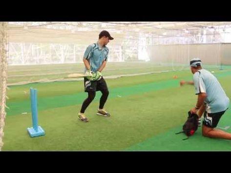 Coaches Corner U13 14 Batting To Spin Youtube Cricket Coaching Cricket Sport Cricket